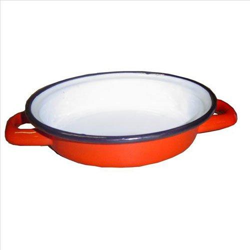 BEKA CLASSIC 14040184 Plat à Œufs, Rouge