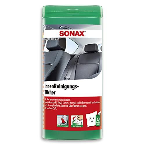 SONAX InnenReinigungsTücher Bild