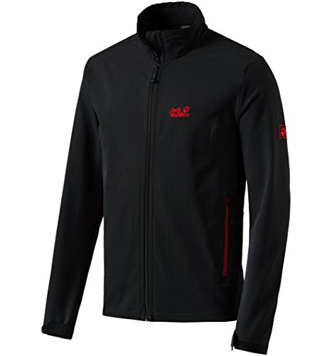 JACK WOLFSKIN EASY SONIC JACKET MEN black - S
