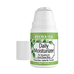 best natural face moisturizer for oily acne prone skin
