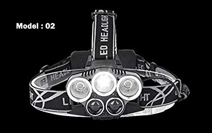 WHYAMA Scheinwerfer USB, der LED auflädt Scheinwerfer-Aluminiumlegierungs-Blitz super hell für kampierendes Nachtfischen B07K82NX8M     | Outlet Online Store