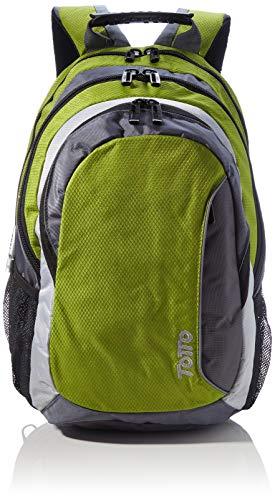 Totto MA04TEK004-1510G-GGV 15.6' Laptop Backpack Titanium