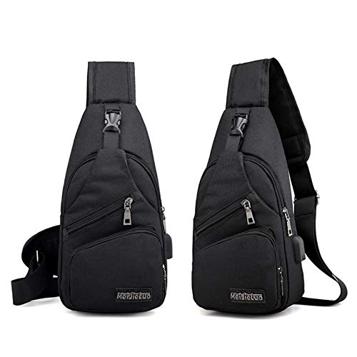 REBKW 2021 Male Backpack Large Business Men Backpack Oxford Laptop Backpack Waterproof School Shoulder Bags Male Backpack(Shoulder Bag)