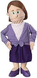 puppet mom