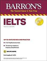 IELTS (with Online Audio) (Barron's Test Prep)