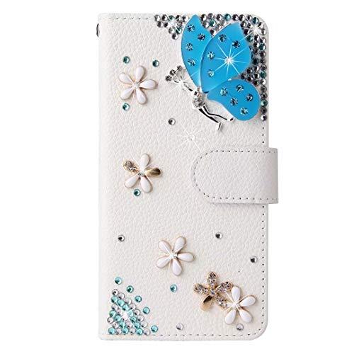 Funda para iPhone SE, iPhone 5 5S Diseño, Libro Tapa y Cartera carcasa de Silicona Resistente a los Suave arañazos Magnético Cover Funda para iPhone SE, iPhone 5 5S