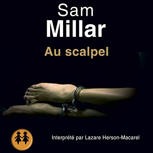 Couverture de Au scalpel