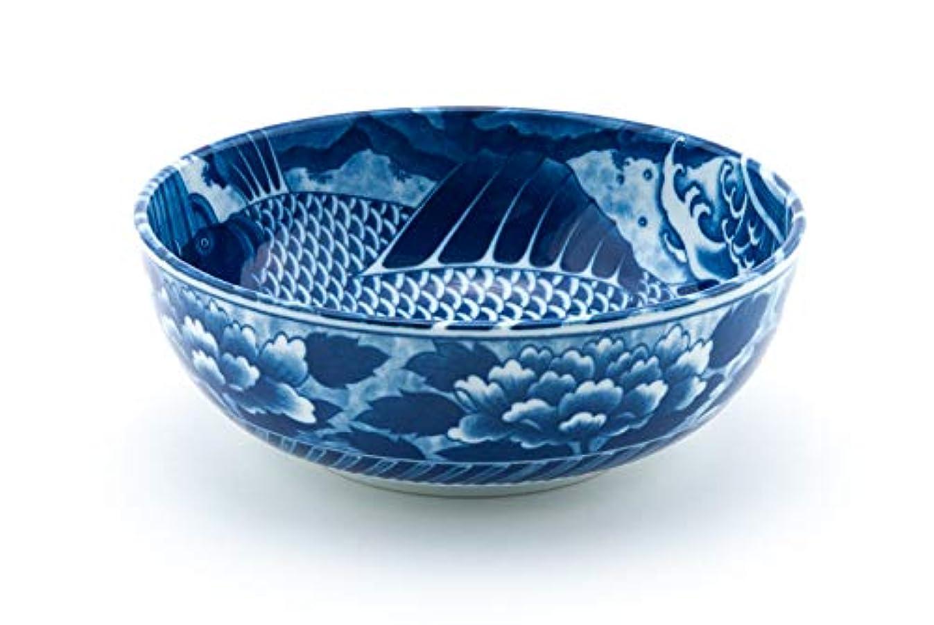 Fuji Merchandise Japanese Porcelain Large 7.75