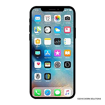apple iphone x space grey