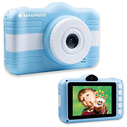 AGFA Photo - Fotocamera digitale compatta per bambini Realikids Cam 3,5