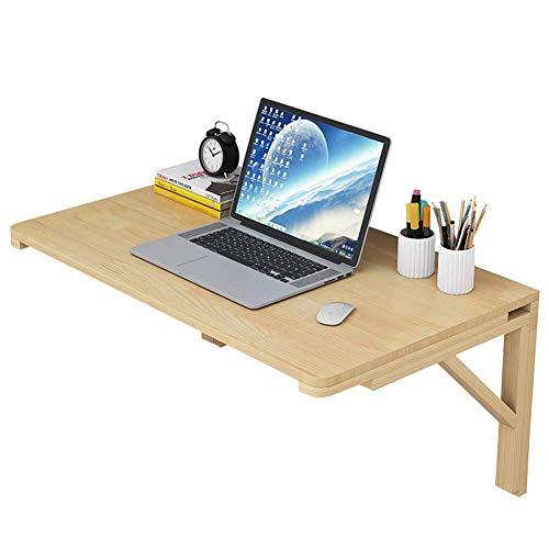 DXXDDNZ klaptafels gemonteerd aan de muur van een kleine wastafel, studio, slaapkamer, badkamer of balkon, ruimtebesparend, om op te hangen aan een bureau, duurzaam, 120 × 60 cm (47,2 cm).