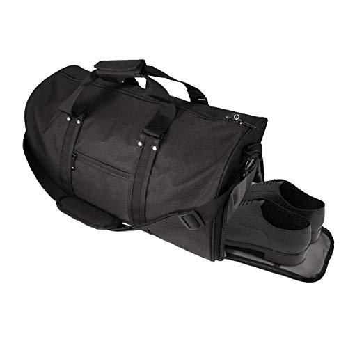LOFTer Sporttasche Herren 38L Groß mit Schuhfach, wasserdichte Reisetasche Schwimmtasche Fitnesstasche Trainingstasche Gym Sport Tasche Handgepäck für Männer und Frauen