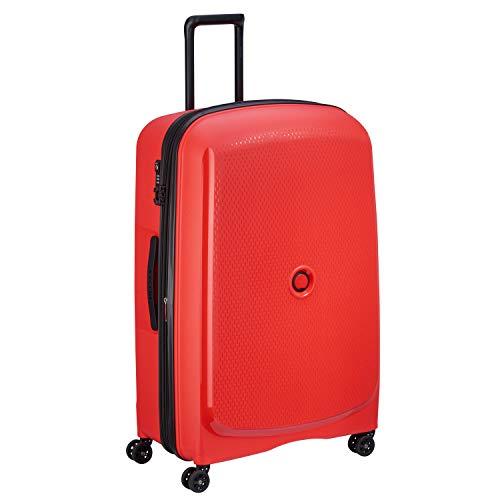 DELSEY PARIS Belmont Plus Suitcase 82 centimeters 123.3 Orange (Naranja)
