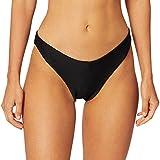 Women' Secret Bikini Brief Braga BAÑO Must, Negro, S para Mujer