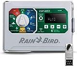 Rain-Bird ESP4ME Outdoor Irrigation WiFi Zone Controller Timer Box and Link Lnk WiFi Mobile Wireless Smartphone Upgrade Module Sprinkler System
