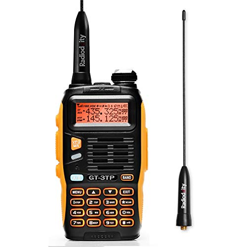 BAOFENG GT-3TP Mark-III Tri-Power Two-Way Radio