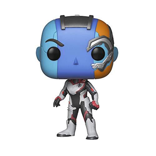Funko - Pop! Bobble: Avengers Endgame - Nebula Figura Coleccionable, Multicolor (36667)