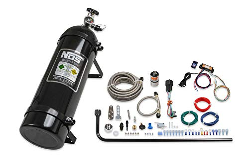 NOS 02522BNOS NOS Diesel Nitrous System w/Mini 2 Stage Controller