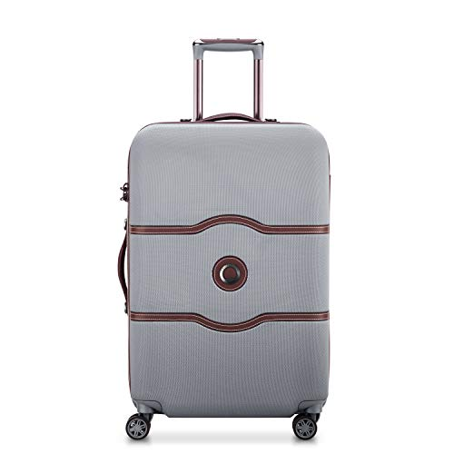 DELSEY Paris Chatelet Air Maleta, 69 cm, 72 Liters, Gris...