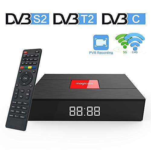 Aiming Le Remplacement de la t/él/écommande pour MAG254 MAG250 255 260 261 270 IPTV TV Black Box T/él/écommande TV