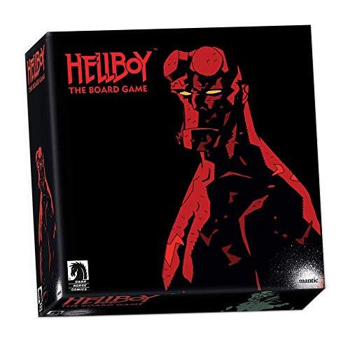 Mantic Games MGHB101 Hellboy: El Juego de Mesa