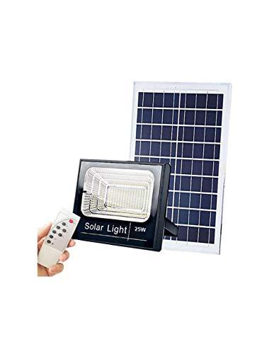 Proyector LED solar 40 W 800 Lm 6000 K 3,2 V/11 Ah