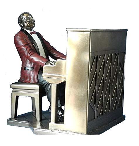 Le Monde du Jazz Jazz Musik Skulptur - Piano - Klavier - Kollektion Parastone Ateliers #76547