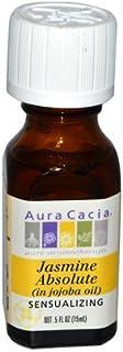 Aura Cacia Jasmine Absolute in Jojoba Oil - 0.5 fl oz , Aura Cacia , Essential Oils, Health & Beauty