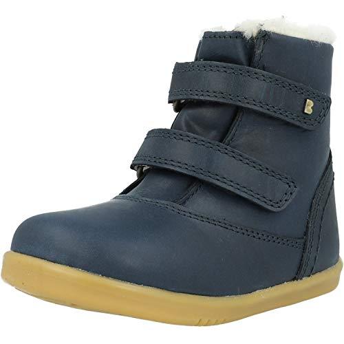 Bobux Aspen, Desert Boots Mixte Enfant, Bleu (Marine), 23 EU