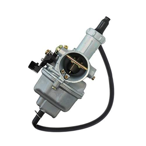 IPOTCH Carburador de 26 Mm para CB125 XL125S W125 Carb 125cc Engine Carb Nuevo