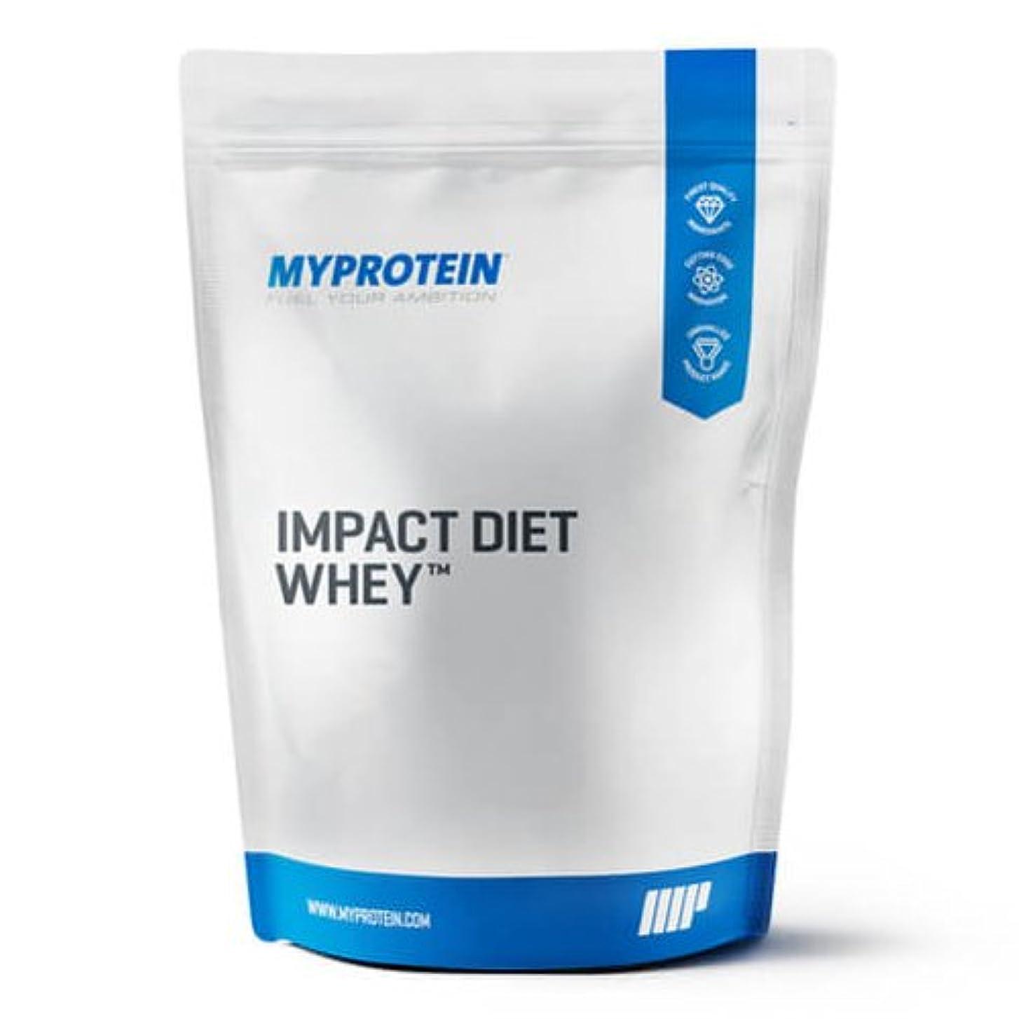 政府宣言生まれマイプロテイン Impact ダイエットホエイ 1kg (ストロベリーショートケーキ)