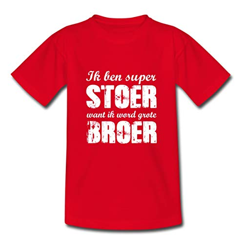 Spreadshirt Ik Word Grote Broer Teenager T-shirt