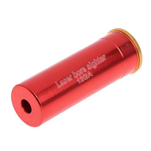 bester der welt SmallJUN RedBore Sight 12 Gauge Rifle Cartridge Tester Rot 12GA 2021