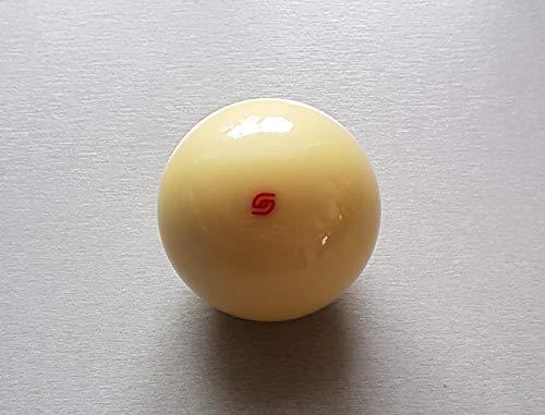 ARAMITH pOOL balle sUPER pRO 57,2 mm-couleur: blanc