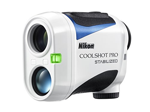 Nikon Coolshot Pro Stabilized Golf Rangefinder...