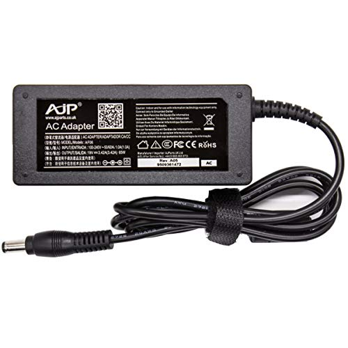 AJParts New AJP barnd 19V 3.42A Charger Adapter Compatible With For Toshiba & Asus 19V 3.42A V85 L25 ASUS X5DC N17908 R33030 Charger