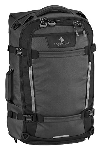 Eagle Creek Gear Hauler Maleta, 56 cm, 51 Litros, Asphalt Black