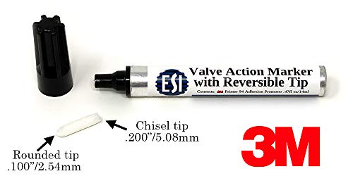 Pen Containing 3M Primer 94 - Tape Primer Adhesion Promoter .47fl oz / 14mL with Valve Action Reversible Applicator Tip