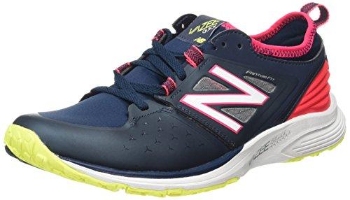 New Balance Vazee Quick, Zapatillas de Deporte Exterior Hombre, Multicolor (Grey/Pink), 40.5 EU
