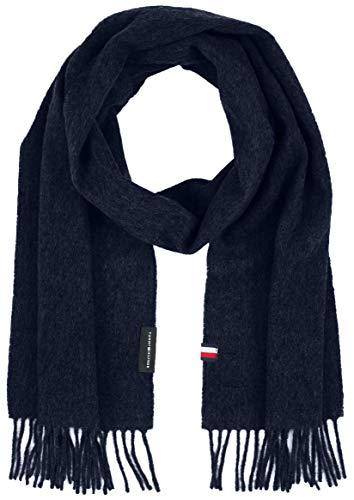 Tommy Hilfiger Uptown Wool Scarf Set di Accessori Invernali, Classic Khaki, OS Uomo