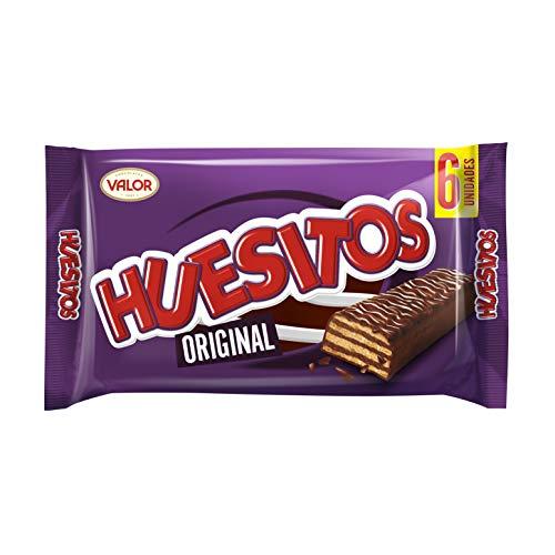 Galletas Huesitos Original Valor 6 Unidades