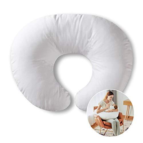 Blue EdenShow Baby Self-Feeding Pillows Detachable Infant Pillow Newborn Bottle Support Toddler Cotton Cushion for Breastfeeding Sleeping Nursing