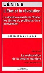 L'Etat et la révolution de Lénine