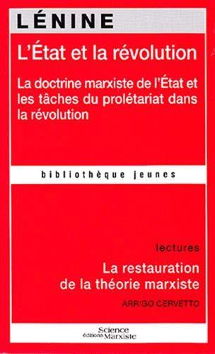 L'Etat et la révolution