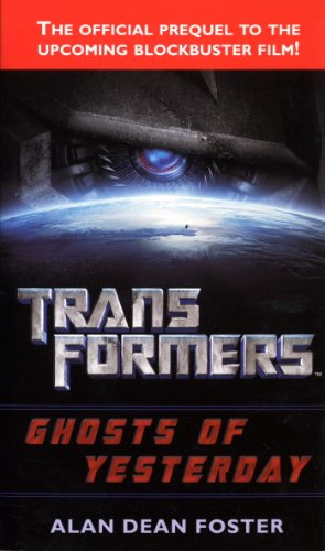 Transformers: Ghosts of Yesterday: A Novel (Transformers (Ballantine Books)) (English Edition)