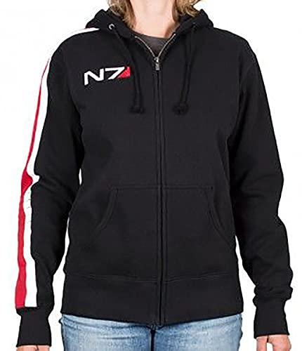 PJapparel Mass Effect N7 Hoodie Ladies