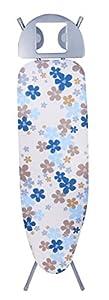 Orbegozo BTP 1000 Funda Tabla de Planchar 100% Algodón, Multicolor, 110 x 33 cm