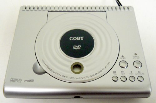 Best Bargain Coby Ultra Compact DVD Player DVD-206