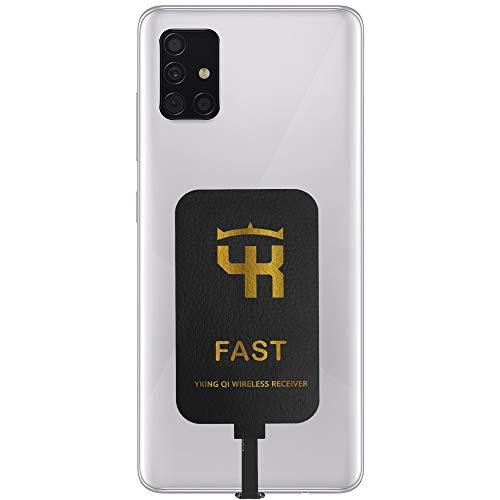 Ricevitore Qi Tipo C per Samsung Galaxy A02s A10e A11 A12 A20 A21 A21s A31 A32 A41 A42 -2000ma Qi...