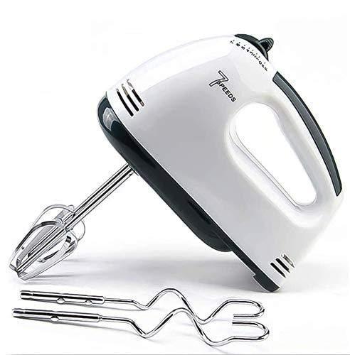 Prakal Electric Hand Mixer 7-Speed Lightweight Handheld Whisk for Kitchen Baking Cake...